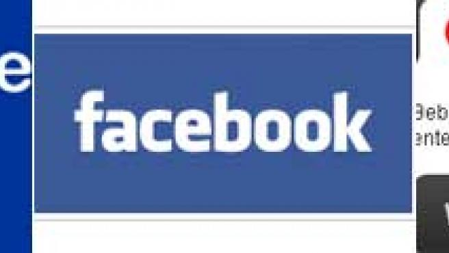 Algunas de las redes sociales más populares.