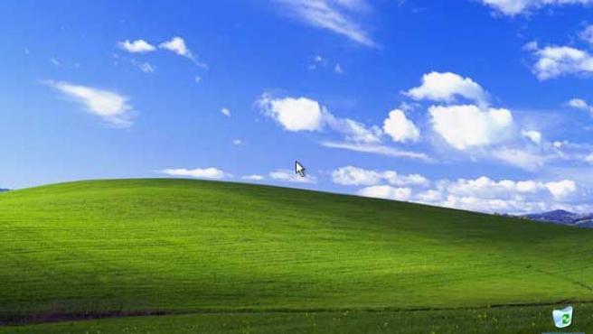 Fondo de pantalla del sistema operativo de Microsoft.