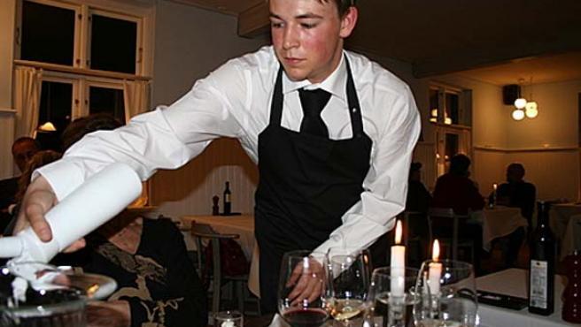 La hostelería es uno de los sectores que más mano de obra necesita.