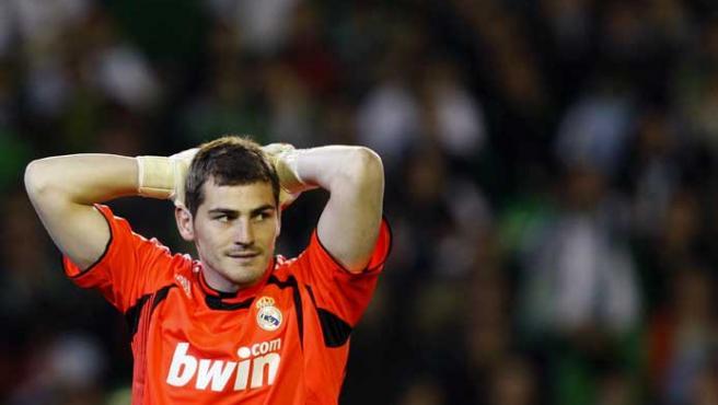 Iker Casillas (EFE)
