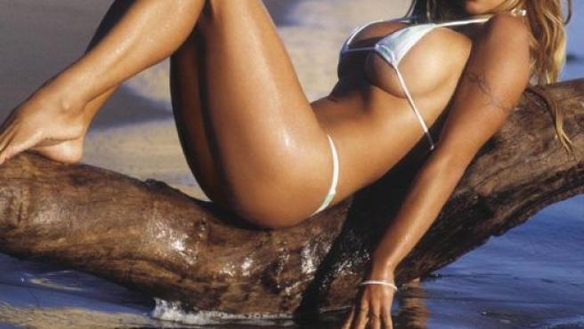 Pamela Anderson. (ARCHIVO)