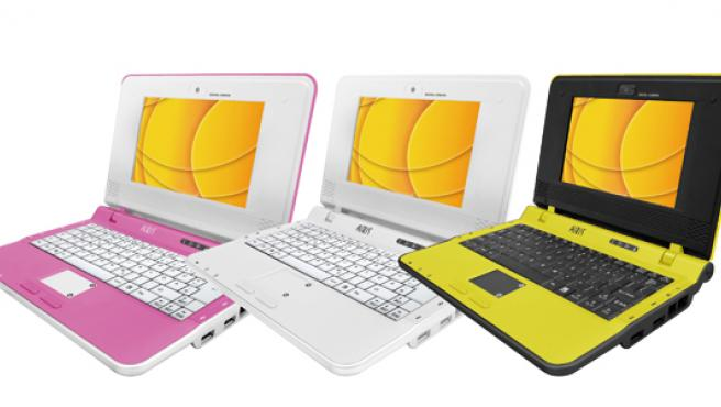 Así serán los nuevos ordenadores ultra portátiles.