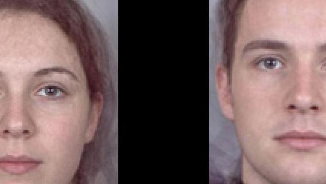 Los rostros de la derecha son más proclives a las relaciones cortas y los de la izquierda más a largo plazo.