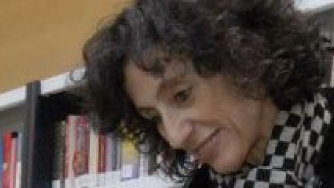 La madrileña Mercedes Cabrera.