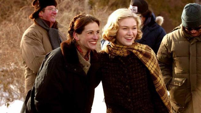 "Imagen de la película: ""La sonrisa de la Mona Lisa""."