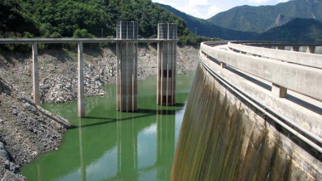 La sequía está dejando sin agua los embalses.