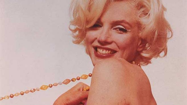 La legendaria actriz Marilyn Monroe.