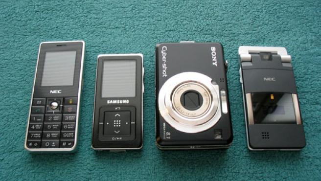 El chip permitirá multiplicar la capacidad de dispositivos como móviles y reproductores MP3.