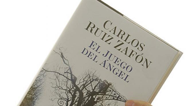 El juego del ángel, la nueva novela de Carlos Ruíz Zafón.