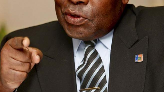 El líder opositor de Guinea Ecuatorial, Severo Moto (EFE).