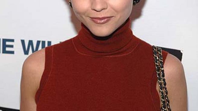 La actriz Christina Ricci.