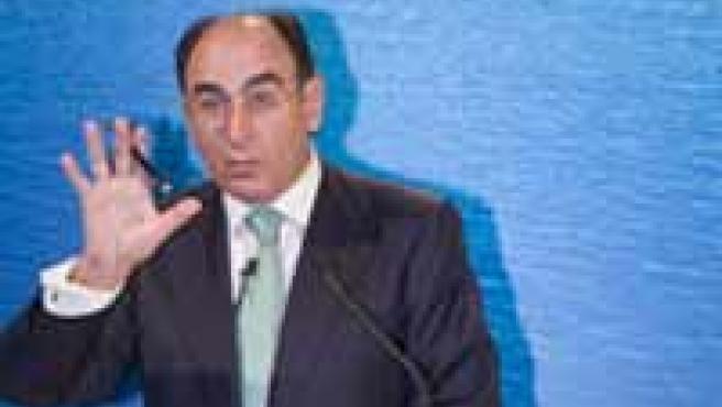 Sánchez Galán.