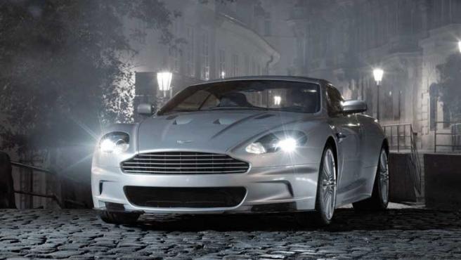 Así será el Aston Martin DBS que Bond usará en su próxima cinta.