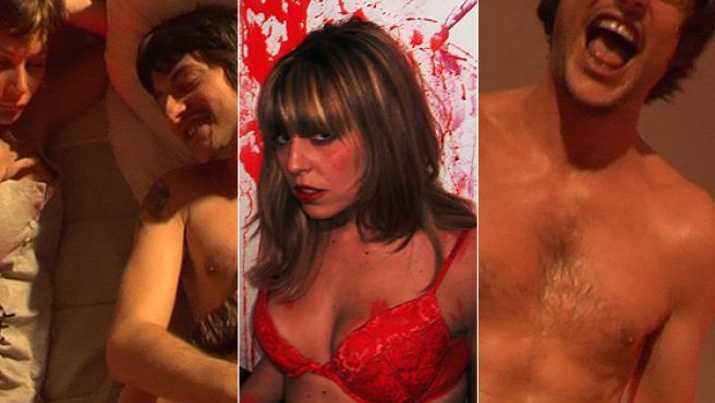 Imágenes del capítulo 6 de 'Amor Sobrenatural'. FOTOS: I.TORRALBA.