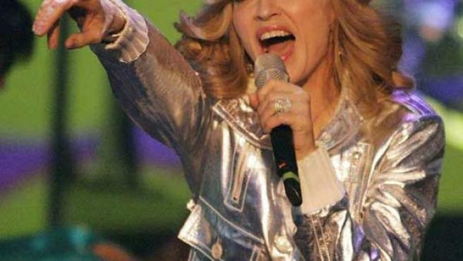 Madonna está a punto de romper otro récord. (EFE)