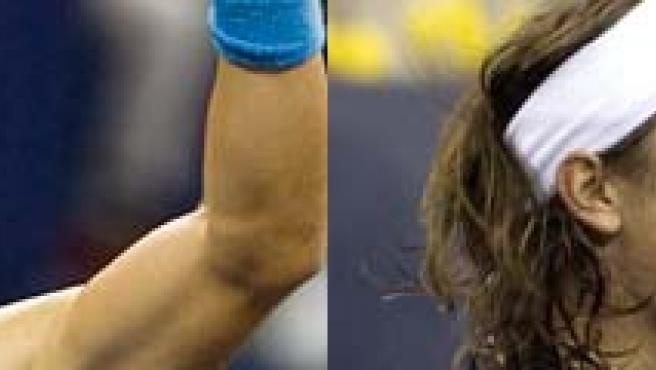 Rafa Nadal y David Ferrer 544