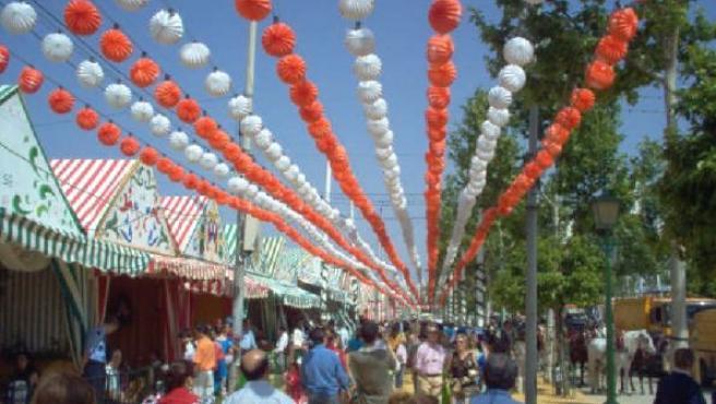 La Feria de Sevilla inspira a los ourensanos. (ARCHUVO).