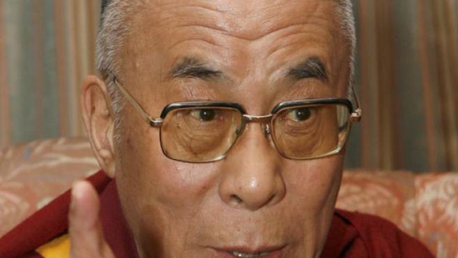 El Dalai Lama, en una imagen de archivo.