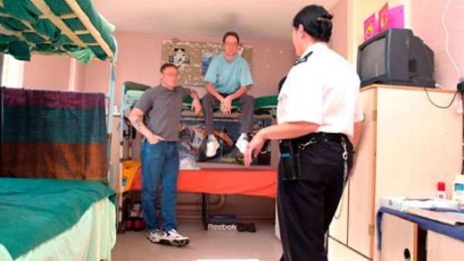 Los presos viven 'como en casa', según la prensa británica.(DAILY MAIL)