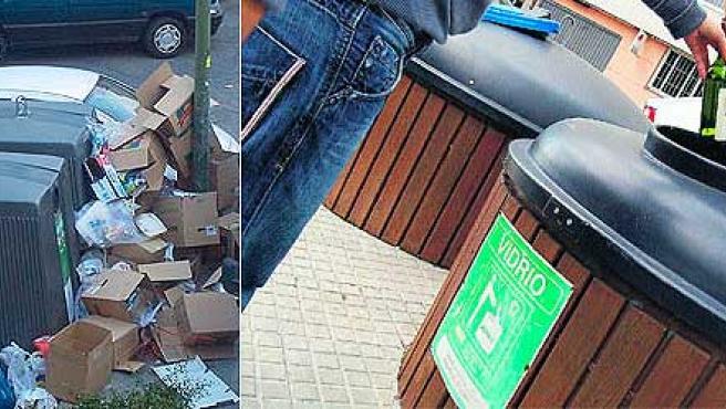 Separar la basura es fundamental para poder reciclar (AGENCIAS).