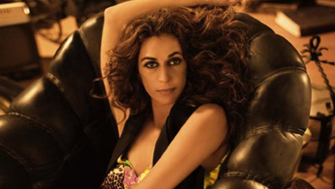 La cantante Rosario en una imagen promocional. FOTO: Vale Music.