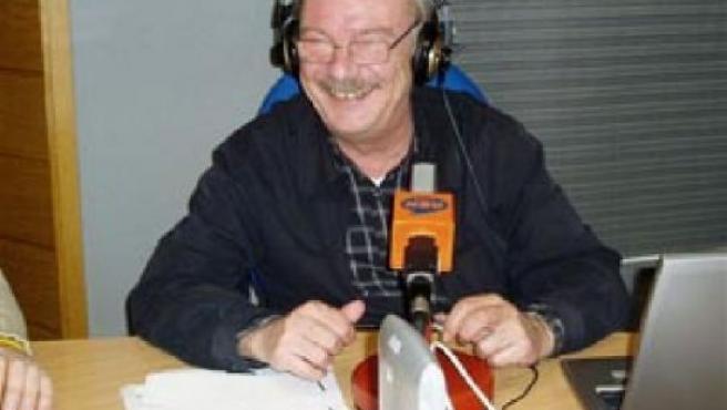 José Luis Tormo, en Ràdio 9.