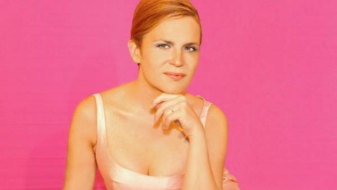 La actriz en una imagen de archivo.