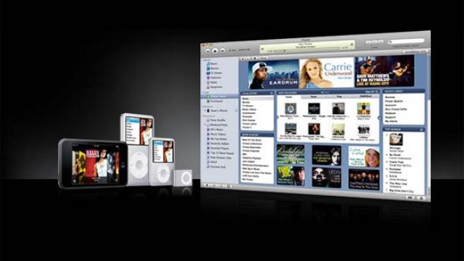 iTunes y los reproductores portátiles de Apple