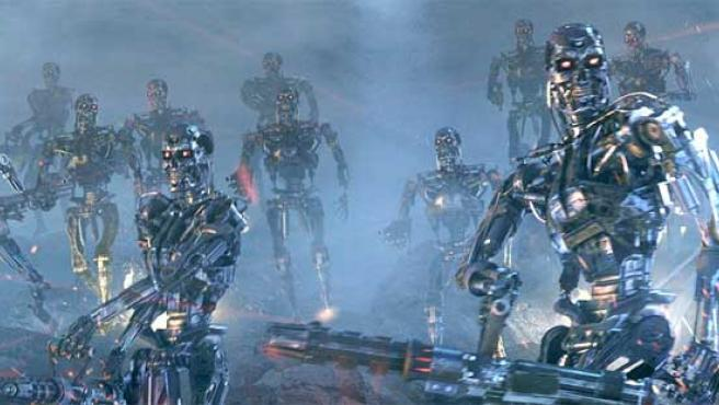 Imagen de 'Terminator 3: La rebelión de las máquinas'.
