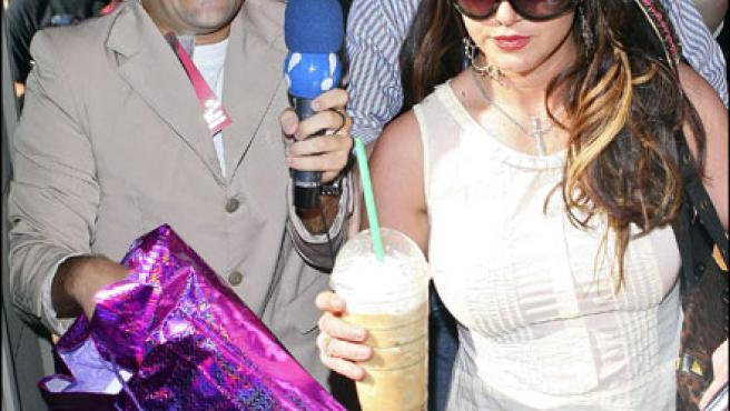 Britney en una aparición reciente ©KORPA