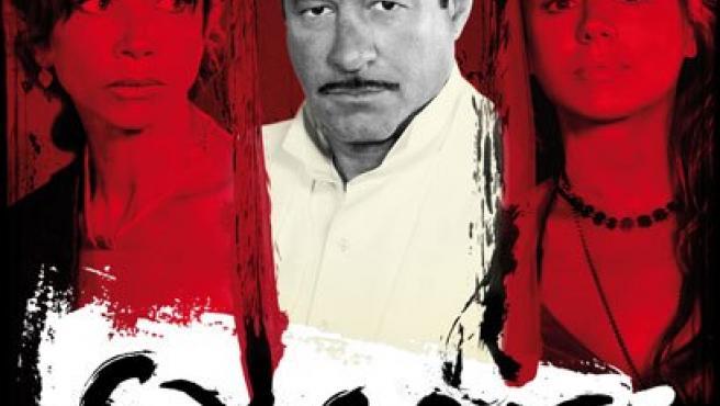 Cartel de la película 'Óscar. Una pasión surrealista', del realizador canario Lucas Fernández.