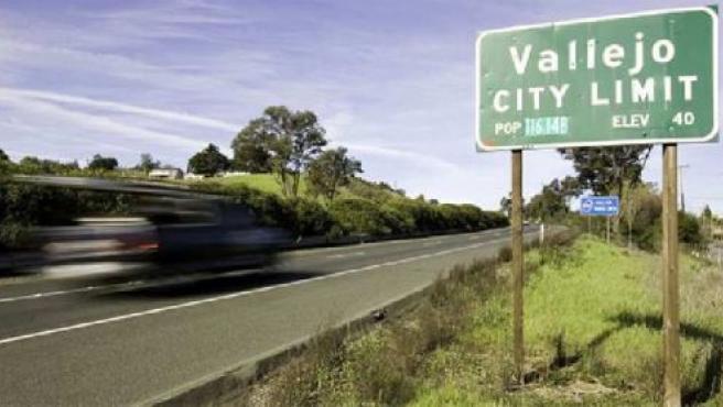 Vallejo (California) cuenta con una población de 117.000 habitantes.