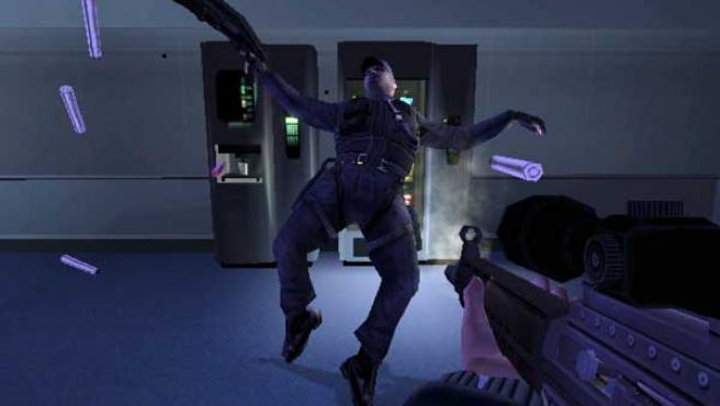 Imagen del juego 'James Bond 007: Nightfire'.