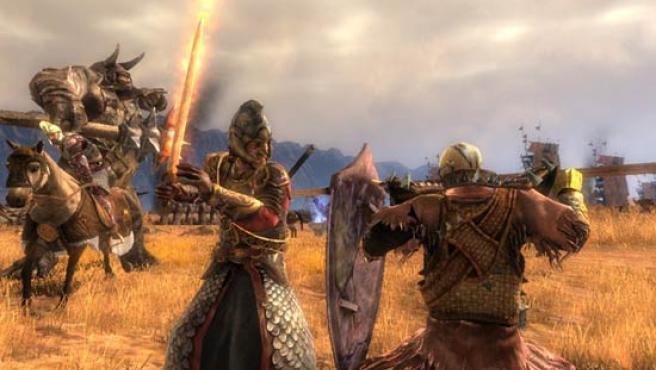 The Lord of the Rings: Conquest trae las mejores batallas narradas por Tolkien para las videoconsolas de la presente generación.
