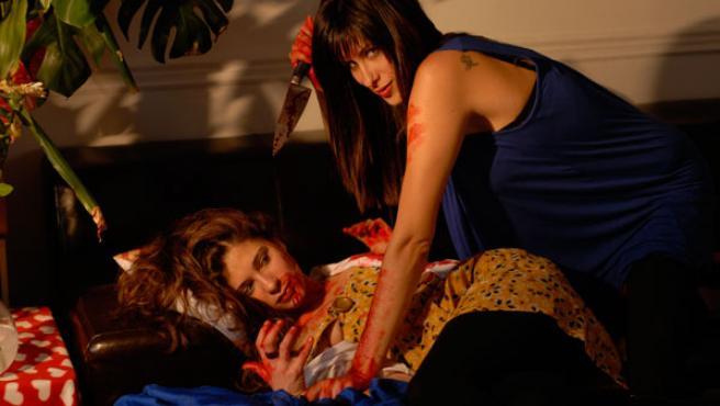 Escena del capítulo final de 'Amor Sobrenatural'.