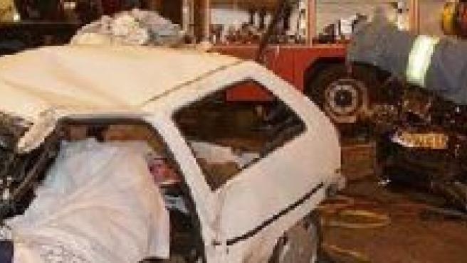 Accidente mortal causado por la carrera ilegal en la que participaba el joven 'Makelele' (ARCHIVO)