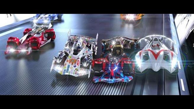Lo último en carreras de autos en cine: 'Speed Racer'