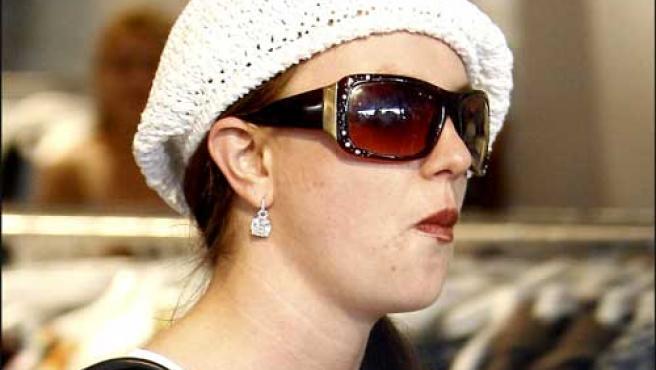 Britney Spears, en una foto de archivo tomada el pasado mes de marzo(Foto: Korpa)