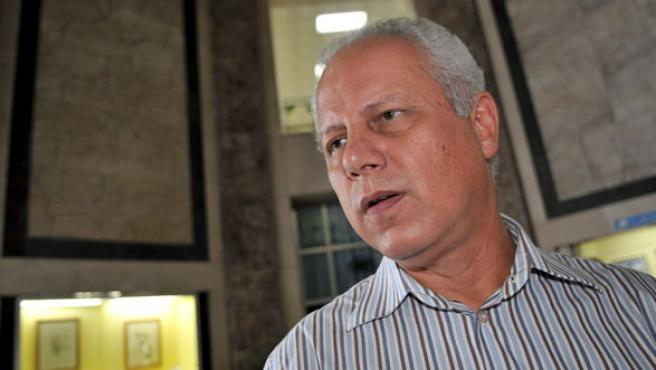 El viceministro primero del Ministerio de Informática y Comunicaciones de Cuba, Ramón Linares Torres (EFE)