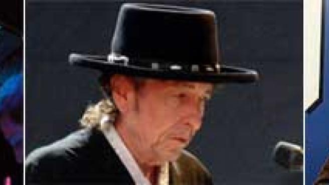 Antony and The Johnsons, Bob Dylan y Enrique Bunbury.