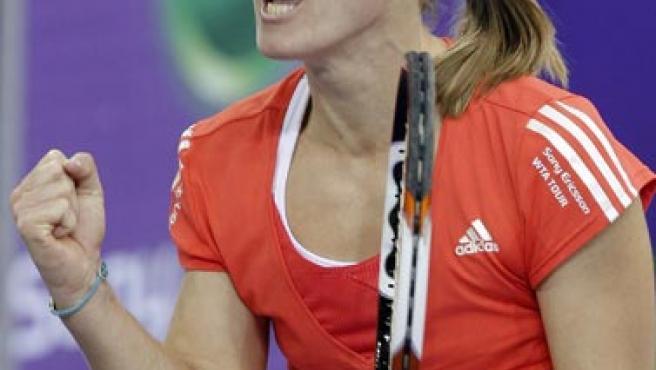 Justine Henin, en una imagen de archivo.