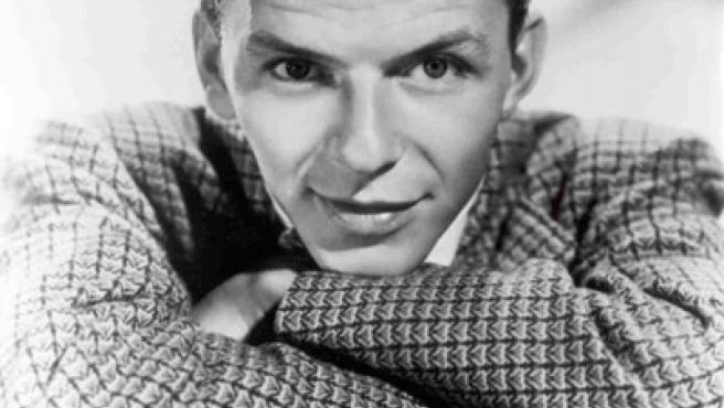 El cantante norteamericano Frank Sinatra. FOTO: Archivo