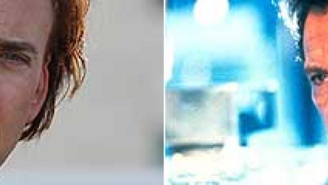 Nicolas Cage en 'Next' y Harvey Keitel en 'Teniente corrupto'.