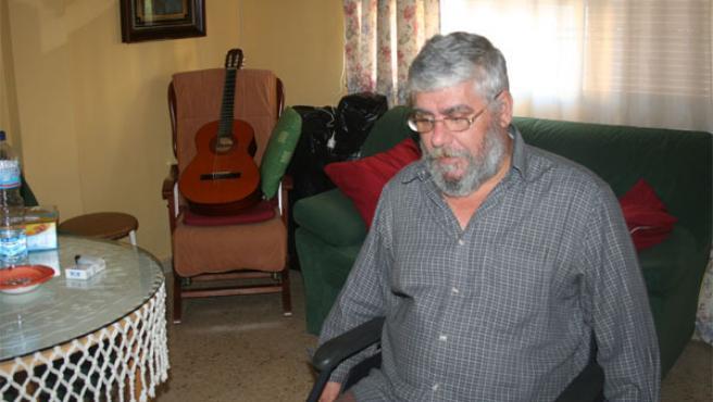 Joaquín Mora Mendoza (L.M.).