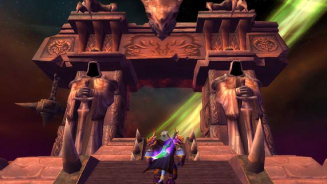 'World of Warcraft: The Burning Crusade'.