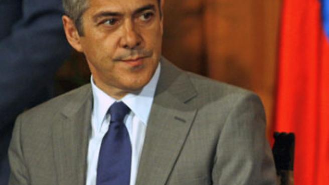José Sócrates está de viaje oficial en Venezuela (REUTERS).