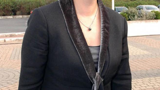 Cherie Blair.