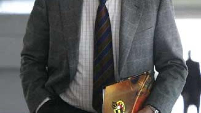 El seleccionador español, Luis Aragonés, en una foto de archivo.