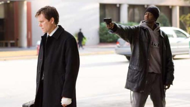 Kevin Bacon en 'Sentencia de muerte'. Foto: AGENCIAS.