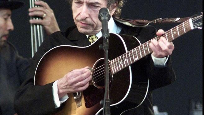 Dylan actuará en 12 provincias españolas. ARCHIVO/20MINUTOS